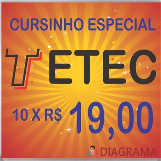 CURSO ESPECIAL PARA ETEC